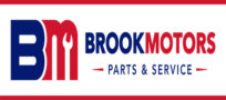 Brookmotors Parts and Service – Mayfield Logo